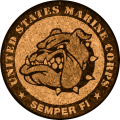 !!!! USMC Bulldog (Officially Licensed Product of the USMC®)