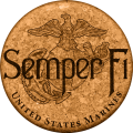 !! Semper Fi (Officially Licensed Product of the USMC®)
