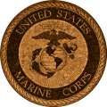 ! U.S. Marine Corps  (Officially Licensed Product of the USMC®)