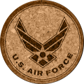 United States Air Force (Officially Licensed Product of the Dept of the Air Force)